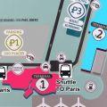 Plan aéroport Beauvais