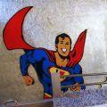 A super hero's break