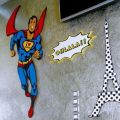 Superman loves it…
